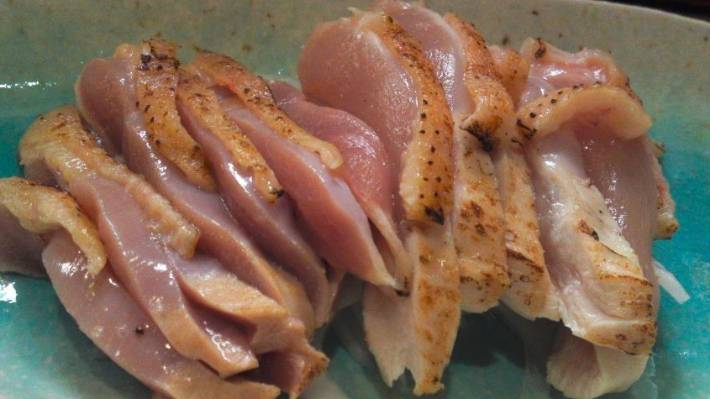Medium Rare Chicken Post A Joke But Its A Japanese Delicacy