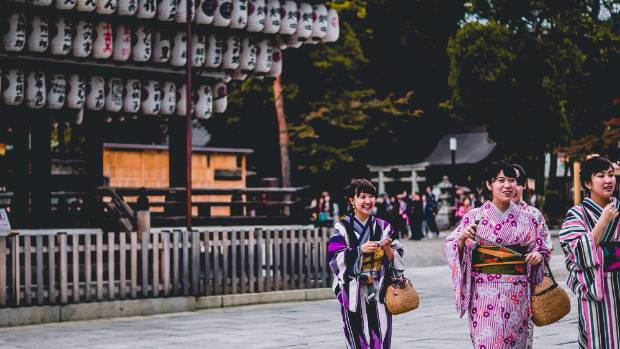 Kyoto offers many places to explore - from modern to historic.
