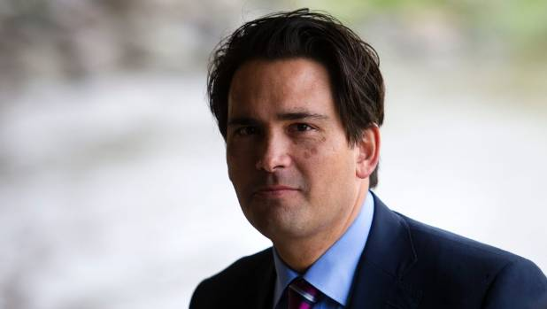 Minister for communication, economic development, and transport Simon Bridges wouldn't comment on the controversial clause.