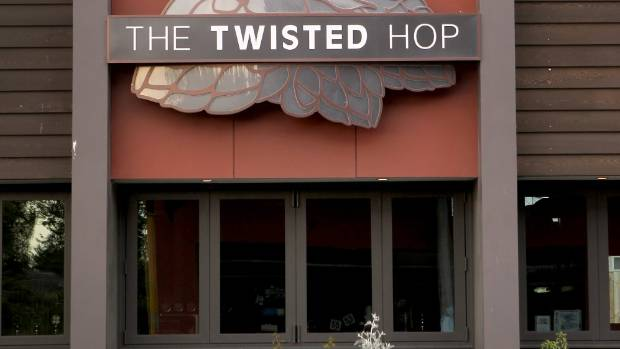 The award-winning Twisted Hop on Ferry Road is for sale.