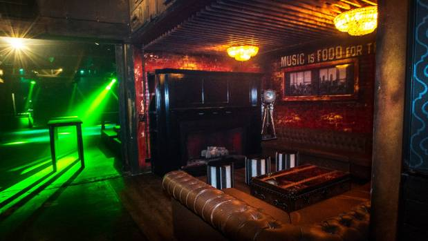 The Cotton Club is one of many Christchurch bars for sale.