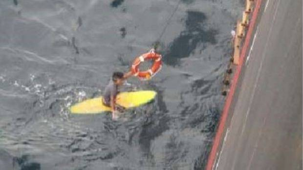 Japanese Surfer Rescued After 16 Hours Lost At Sea Off NSW Coast