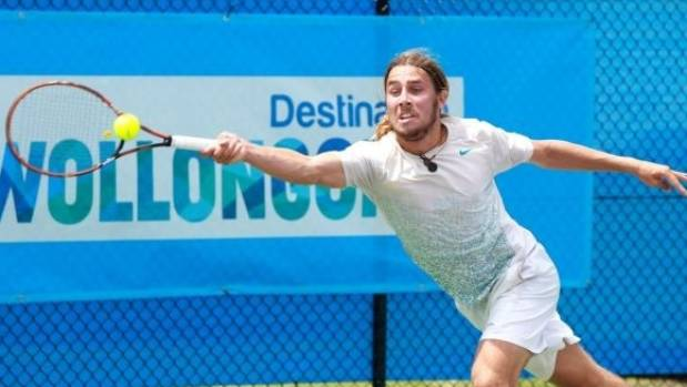 news australian tennis player calum puttergill banned betting
