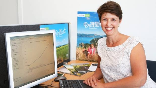 Destination Marlborough general mangaer Tracy Johnston says visitor spend in the region dipped 1.1 per cent in November ...