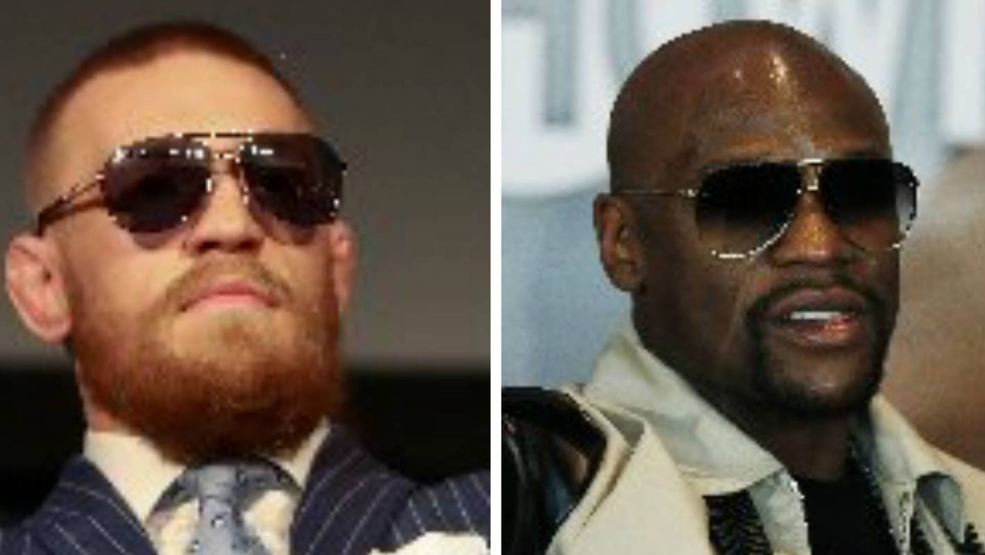 1bcf1a0f332 Floyd Mayweather and Conor McGregor offered  35 million each to fight