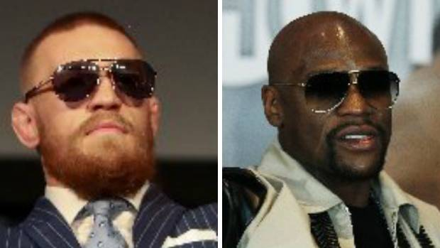 Conor McGregor v Floyd Mayweather fight looks 'real' - leading US sports official