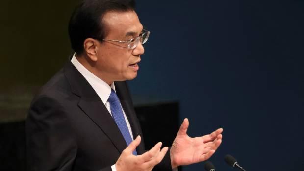 Premier Li Keqiang of China kicks off a three day visit to New Zealand on Sunday.