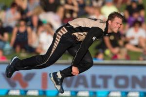 Locked and loaded? Black Caps speedster Lockie Ferguson could be in contention for a test debut against South Africa in ...