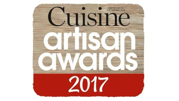Entries for the Cuisine Artisan Awards 2017 are now open.