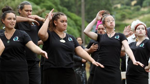 Waitangi Day celebrations at Akaroa's Onuku marae in previous years.