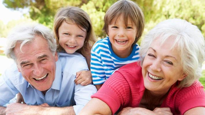 Caring For Grandchildren Can Increase Lifespan By Five Years Study Says Stuff Co Nz
