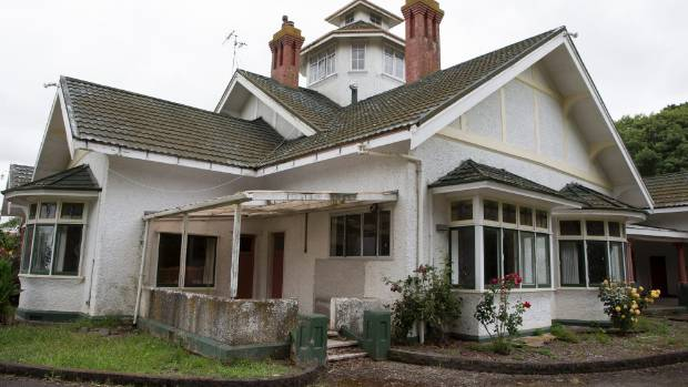 Ihaka House at Hato Paora College was built in 1912 by Ernest Short for use as a farmhouse and sold to the Catholic ...
