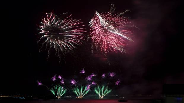 Wellington's Sky Show, which is usually held in November, is the largest annual fireworks display put on by a city ...