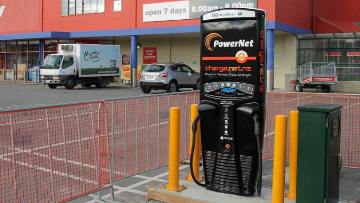 Electric Vehicle Charging Station Proposed For Gore To