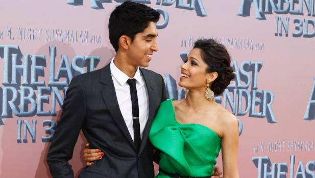 Dev Patel and fellow actress Freida Pinto were together for many years.