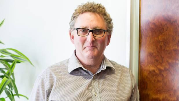 Adrian Orr, CEO NZ Super Fund.