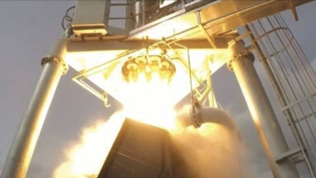 Rocket Lab: New Zealand space launch is first from a private site