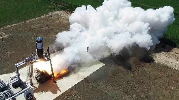 Rocket Lab completes qualification and acceptance testing of the first stage booster of the Electron launch vehicle in ...