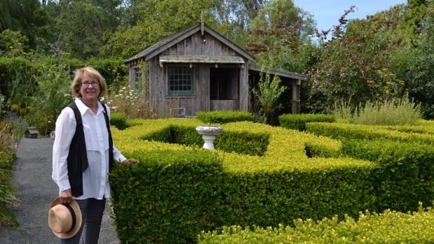Spooner's garden Mincher will be a part of the Heroic Garden's Festival in February.