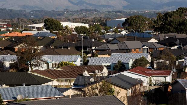 Finding a home has become much harder for people in Palmerston North.