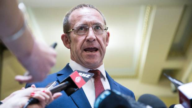 Labour leader Andrew Little said Labour would reverse the $1.7 billion in health cuts made by National.