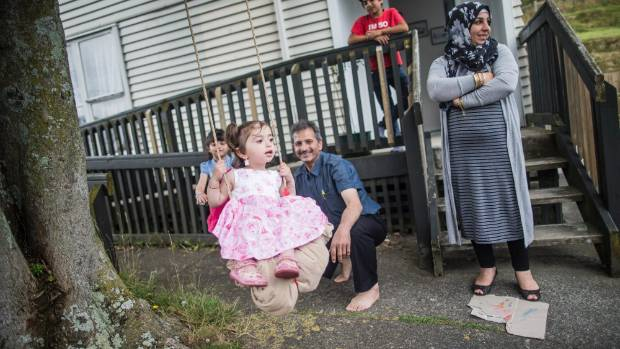 Thumbnail for What a difference a year makes for Syrian families resettled in Wellington