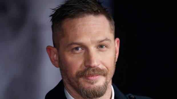 Tom Hardy says actors know that if they talk about the casting process for James Bond, they are automatically out of the ...