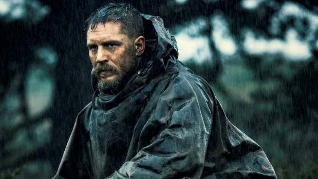 Tom Hardy is currently on Kiwi TV screens in the period drama Taboo.