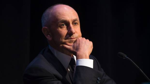 Kiwi Chris Liddell has been tipped as being the front runner by US media speculators