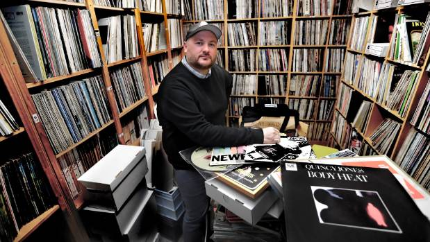 Slow Boat Records manager Jeremy Taylor says International Record Store Day, being held on Saturday, will celebrate the ...