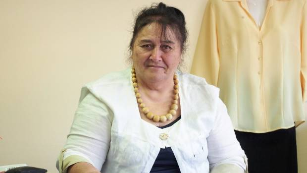 Mary Smallman opened a parcel containing human feces while working at a Turangi Op' Shop.