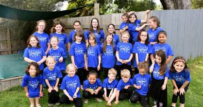 The Major Minors Children's Choir is preparing  for a new season of singing, with three concerts planned before April.