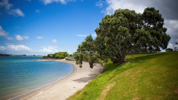 Pt England Reserve beach underwent a $1.1 million redevelopment in 2011.