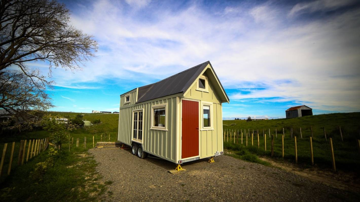 Tiny home frees up money for a retirement of travel and surfing