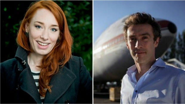 Dr Hannah Fry and Dallas Campbell shine as the presenters on the series.