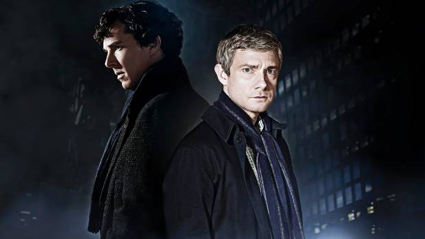 Benedict Cumberbatch says the Sherlock character 'still maintains a fascination'.