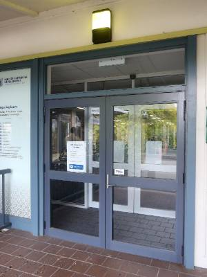 The Work and Income office in Blenheim will now have a security guard outside checking people's identification before ...