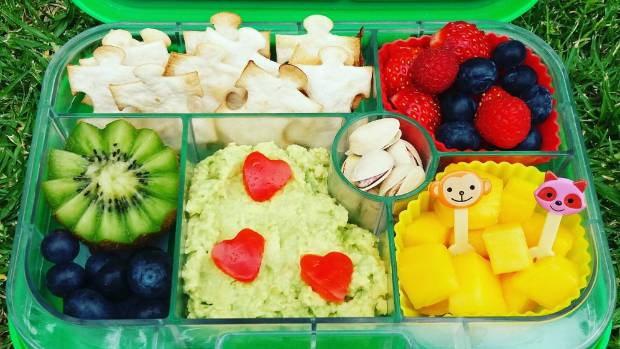 The Lunchbox Queen Lynley Edwards Shares Fresh Ideas For Cool School Lunches