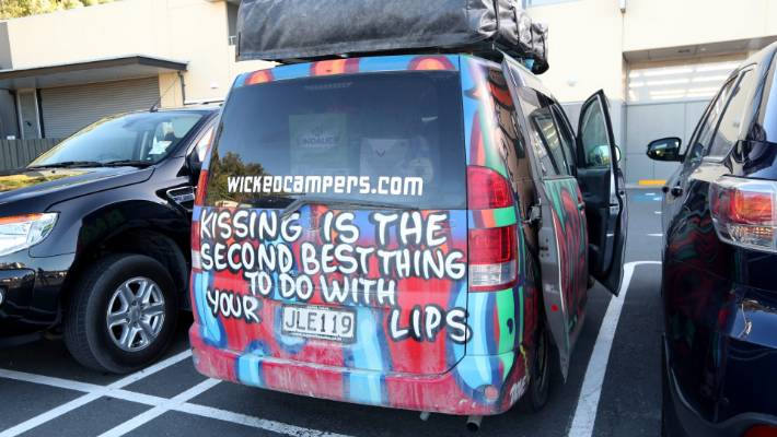 02aca96fec Offensive Wicked Campers  disappear  following censor ban