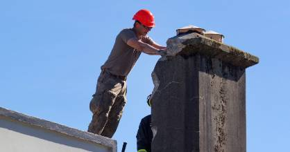 Possible new earthquake regulations could force some Wellington homeowners to fork out for having their chimney removed.