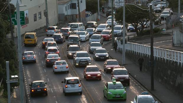 In Wellington, an average of more than one traffic incident per day on SH1 between the airport and Terrace Tunnel is ...
