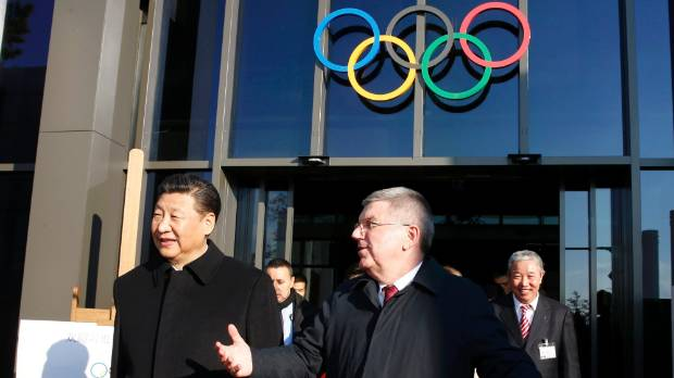 Chinese e-commerce giant Alibaba becomes major Olympics sponsor