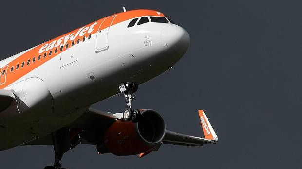 Easyjet flight to London makes unplanned landing after conversation with 'terrorist content'