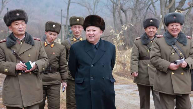 South Korea accused North Korean leader Kim Jong Un of ordering his half-brother's assassination.