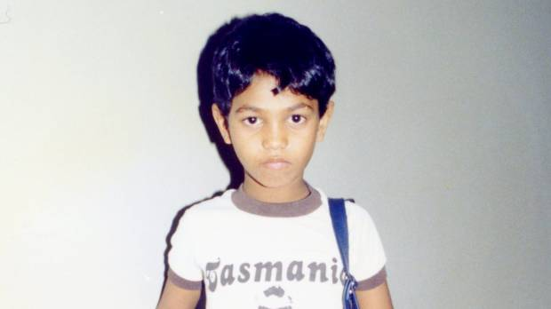 Image result for saroo as a kid real
