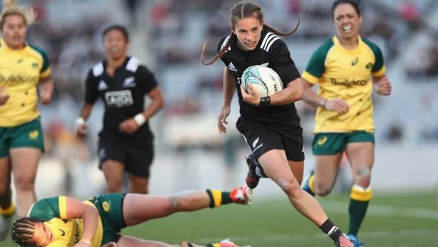 Manawatu Sports People Surprised Selica Winiata Did Not