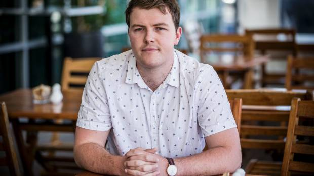 Matthew Denton, a former student of Mount Albert Grammar School, hopes his story can inspire greater discussion on the ...