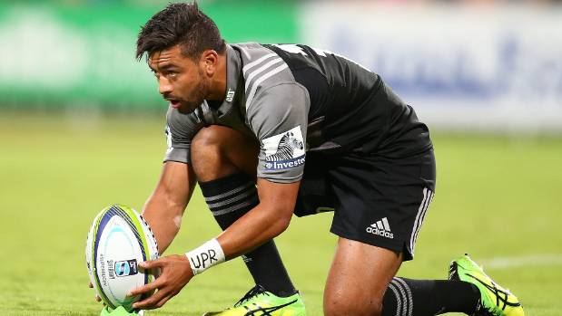 Richie Mo'unga is expected to get a run for Linwood on Saturday.