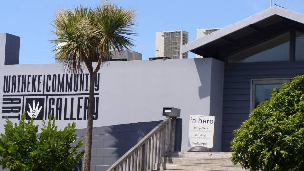 Waiheke Community Art Gallery, Artworks, Oneroa is attracting more visitors than ever.