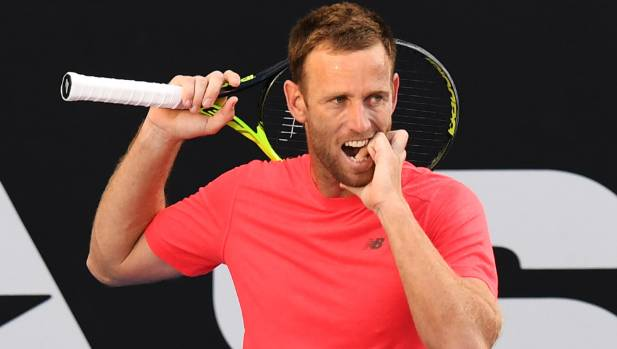 Michael Venus knocked out of doubles at Australian Open